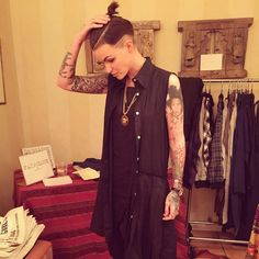 Ruby Rose @rubyrose86 Instagram <3