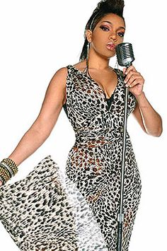 Destra Garcia: Charged and Ready for the Big Stage Beautiful Islands, Beautiful Women, Soca Music, Caribbean Queen, Port Of Spain, Sweet T, Her Music, Trinidad And Tobago