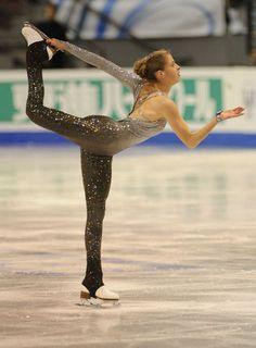 -Carolina Kostner | Skatebuzz | Flickr
