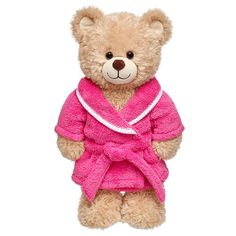 Fuchsia Robe | Build-A-Bear Workshop