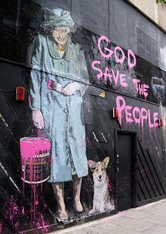 Graffiti art , street art , Urban art art Life style by urbanNYCdesigns 3d Street Art, Street Art Banksy, Banksy Art, Graffiti Artwork, Urban Street Art, Amazing Street Art, Street Artists, Urban Art, Bansky