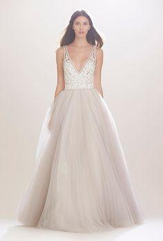 Carolina Herrera Wedding Dresses - Fall 2016 - Bridal Runway Shows - Brides.com   Brides
