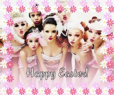 Easter Profile pic for @DanceMommers Fan Page