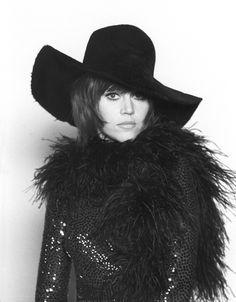 "Jane Fonda en""Klute"", 1971"