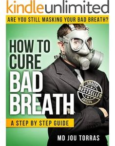 How to Cure Bad Breath - a Step by Step Guide Natural Remedies For Sunburn, Skin Care Remedies, Herbal Remedies, Health Remedies, Sunburn Skin, Bad Breath Remedy, Cellulite Remedies, Mouthwash, Free Kindle Books
