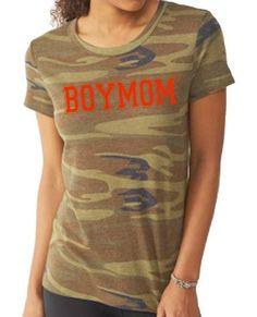Boymom Camo: Boymom designs - apparel for moms of boys