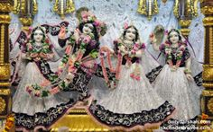 To view Radha Gopinath Lalita Vishakha Wallpaper of ISKCON Chowpatty in difference sizes visit - http://harekrishnawallpapers.com/sri-sri-radha-gopinath-lalita-vishakha-wallpaper-046/