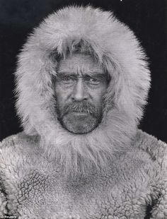 Robert E. Peary, Cape Sheridan, Canada taken during his North Pole expedition
