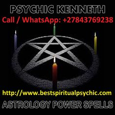 Ranked Spiritualist Angel Psychic Channel Guide Elder and Spell Caster Healer Kenneth® Call / WhatsApp: Johannesburg Spells That Really Work, Real Love Spells, Love Spell That Work, Powerful Love Spells, Witchcraft Love Spells, Psychic Love Reading, Phone Psychic, Spiritual Healer, Reiki Healer