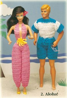 I think Barbie and ken would be mad about this