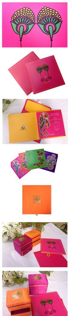 #indian #wedding #invitation