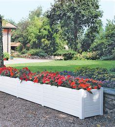 Terrazza Trough Extension Kits   Gardener's Supply