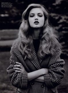 Lindsey Wixson – American model with unique looks and strong character. Lindsey Wixson – beautiful and successful model best known for her pouty lips. Pelo Editorial, Editorial Fashion, Magazine Editorial, Beauty Editorial, Lindsay Wixson, Image Mode, Modelos Fashion, Photo Portrait, Mode Inspiration