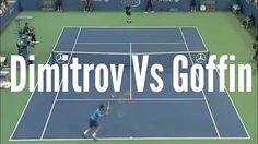 First encounter between #NittoATPFinals finalist, Grigor Dimitrov and David Goffin in R32 back in 2014. Dimitrov took victory 0-6, 6-3, 6-4, 6-1.⠀ #ThrowbackSunday #dimitrov #grigordimitrov #goffin #davidgoffin #tennispoint #tennisvideo #etennisleague #etennisleaguenation