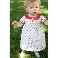 15 Cutest Free Dress Patterns for Little Girls - So Sew Easy