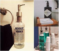 Cómo reciclar y reutilizar botellas de vidrio - El Cómo de las Cosas