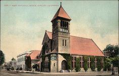 First Unitarian Church, Oakland, CA