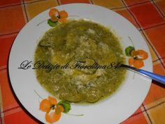 Le Delizie di Fiorellina84: Vellutata di zucchine