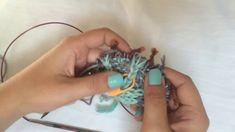 Knitting Tutorial: Shusui Shrug (Brioche & Garter Stitch) by Susanne Sommer