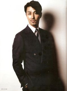cha seung won --- Cover of Taiwanese Magazine