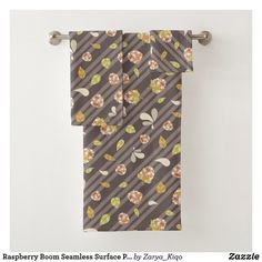 Bath Towel Sets, Bath Towels, Surface Pattern Design, Cute Pattern, Artwork Design, Print Design, Prints, Things To Sell