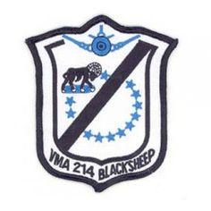 VMA 214 Blacksheep
