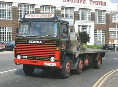 Scania 80 'Chinese Six' from the Cool Trucks, Big Trucks, Pickup Trucks, Road Transport, Big Wheel, Commercial Vehicle, Classic Trucks, Buses, Chinese
