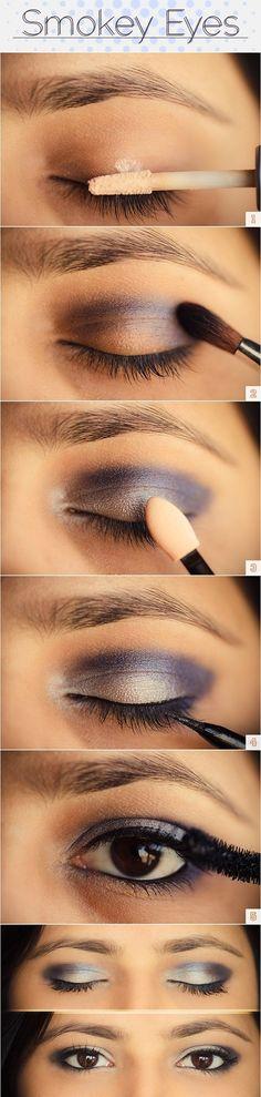 Makeup Tutorial for Brown Eyes  86e2eda9da52cf4b24259fdc79526215 1