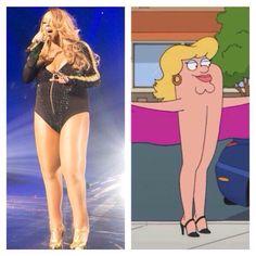 Mariah Carey looks familiar - Imgur