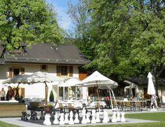 La Buritaz, Puidoux (VD) Restaurants, Table Decorations, Outdoor Decor, Furniture, Home Decor, Terraces, Switzerland, Decoration Home, Room Decor