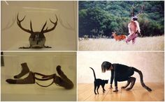 RURART MONTAGE PROTHESES  Art Oriente objet (Marion Laval-Jeantet & Benoit Mangin)