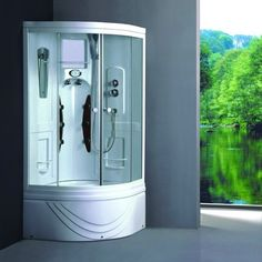 Καμπινα μπανιου με Στήλη Υδρομασάζ NANCY - Flobali #bath #bathtub #bathtubs #bathtubdesign #bathdesign #bathdecor #bathdesigns #bathdesigner #bathdesignideas #design #designs #designbathroom