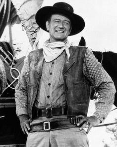 John Wayne, one of my favorites!