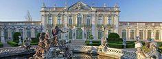 Palácio de Queluz - Sintra - Portugal