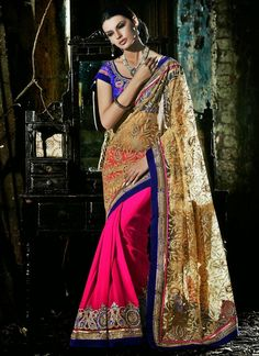 Fashion: Exclusive Collection of Sarees Online