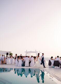 Rocabella Santorini Wedding captured by Chris Spira Photography  #destinationwedding #santoriniwedding #greecewedding #santoriniweddingphotographer
