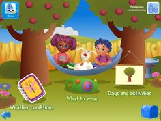 Best Science Apps for Kids: Seasons and Weather app