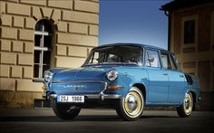 The SKODA 1000 MB is now 50 years old. The compact car made its debut on 21 March as the successor to the former SKODA Octavia. As the first SKODA with rear wheel drive, a rear engine and unibody construction, the SKODA 1000 MB is a milestone