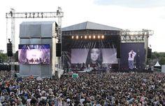 Ariana Grande, emocionada en el homenaje a las víctimas de Manchester