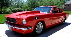 BadAss Pro Street '66 Mustang Fastback