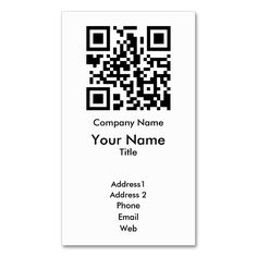 Red metallic elegance with qr code vertical business card templates qr code business card template vertical this is a fully customizable business card and flashek Images