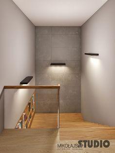Modern Stair Railing, Stair Railing Design, Home Stairs Design, House Design, Interior Exterior, Home Interior Design, Stair Renovation, Stairs In Kitchen, Stair Walls