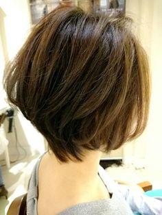 【Euphoria】~大人綺麗なふんわりショートボブ~担当 長谷川 - 24時間いつでもWEB予約OK!ヘアスタイル10万点以上掲載!お気に入りの髪型、人気のヘアスタイルを探すならKirei Style[キレイスタイル]で。
