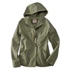 Mossimo Supply Co. Toggle Casual Jacket - Assorted Colors.Opens in a new window