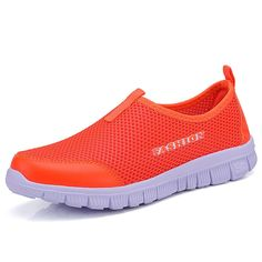 LOVME MenandWomen's Air-breathable Light Mesh Water Shoes *** For more information, visit image link.