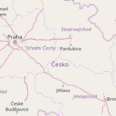 Radar - online předpověď, bouřky, srážky | Blesk.cz