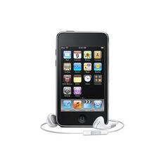 Apple Ipod Touch 32 Gb (3rd Generation) Old Model ($305) ❤ liked on Polyvore