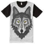 Grey Wolf All-Over-Print Shirt http://ift.tt/2oPAUpU #happyhalloween #halloween2017 #halloweenmakeup #halloweencostume