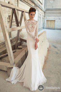 Свадебная коллекция платьев Ada Hefetz 2014
