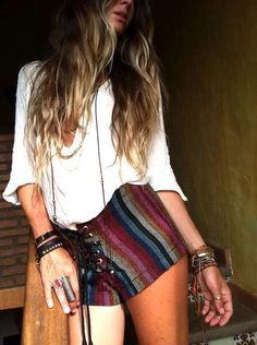 Gypsy hippie Misfit Style - The latest in Bohemian Fashion! These literally go viral!